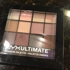 NYX ultimate cool neutrals